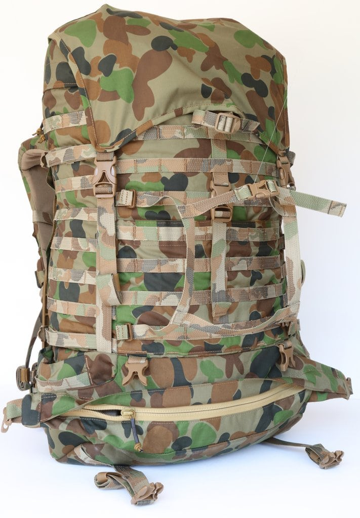 Dg16 Hip Belt Large Trecking Backpack Brisbane Qld