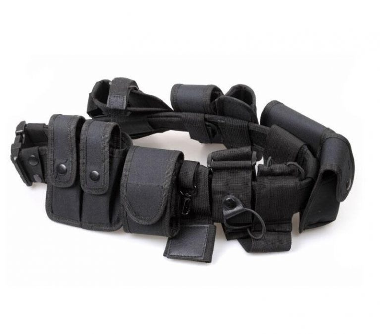 Ergonomics And Police Duty Belts How To Avoid Discomfort