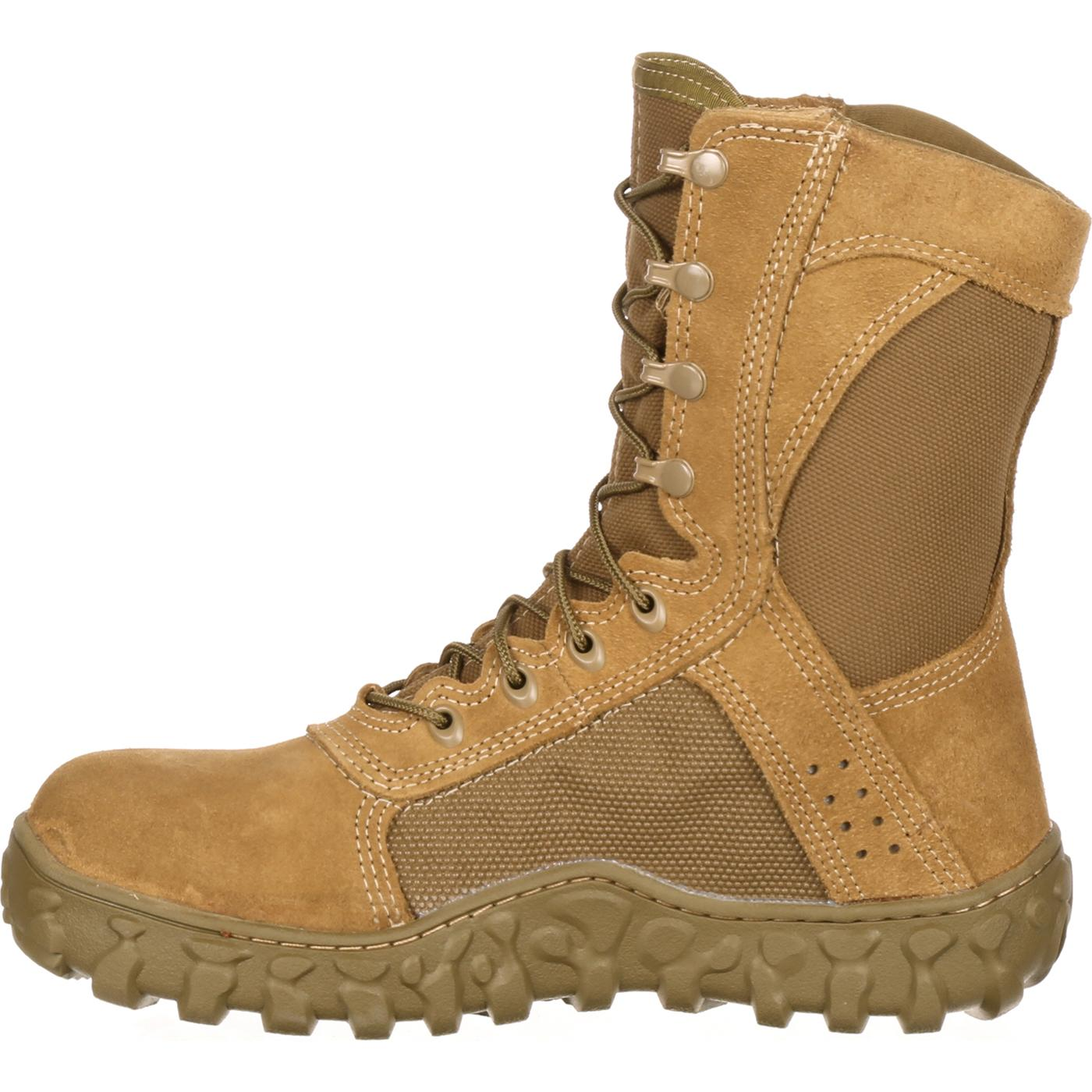 Rocky S2v Tactical Military Boot Crossfire
