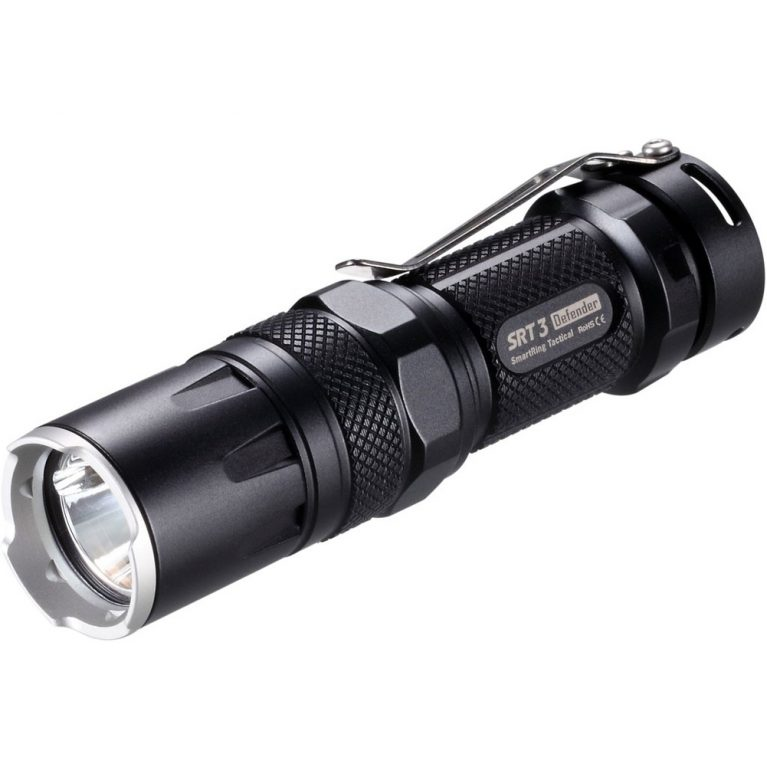 Nitecore Srt3 Black Led Seach Tourch Lights Canberra Act Australia 2