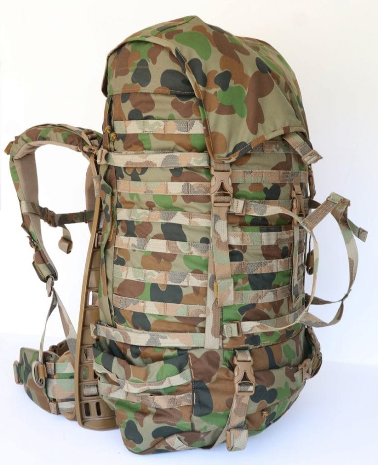 Australian Made Large Trecking Packs