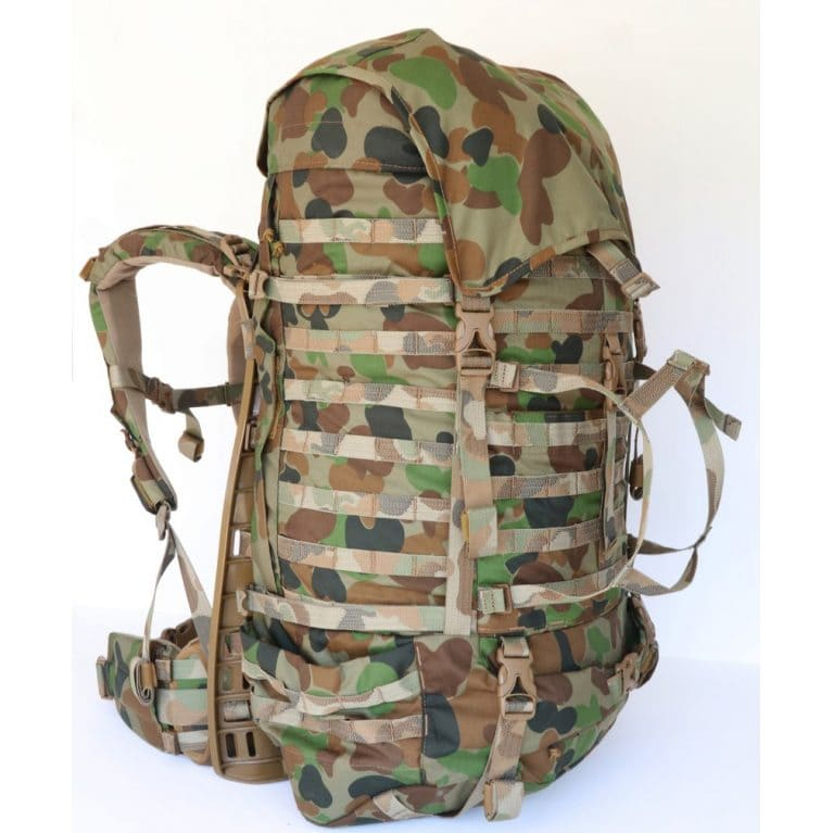 Australian Made Long Range Backpacks Sydney