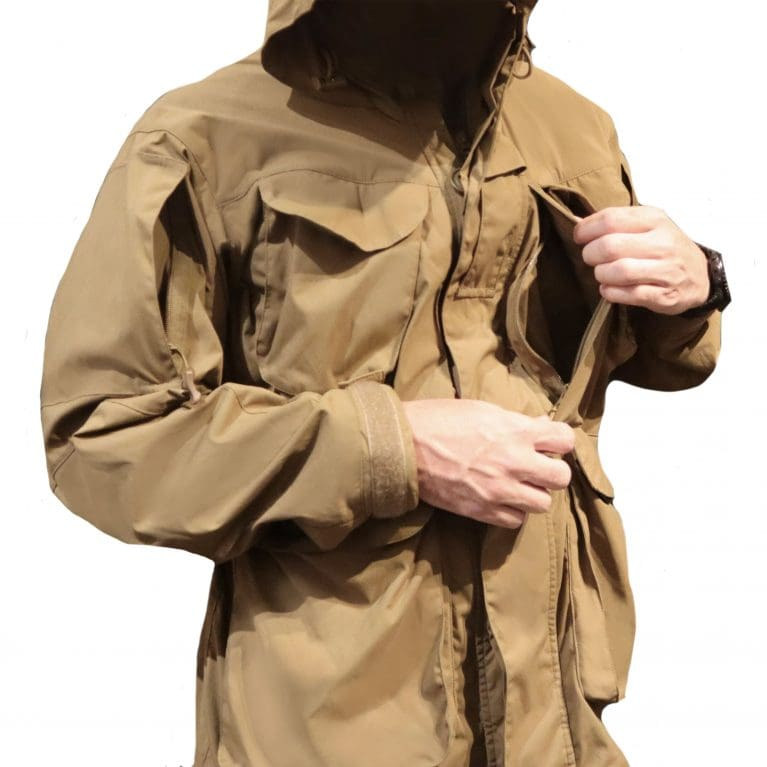 General Purpose Jackets With Hood Europe