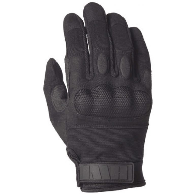 Hwi Hard Knuckle Touch Screen Gloves Australia