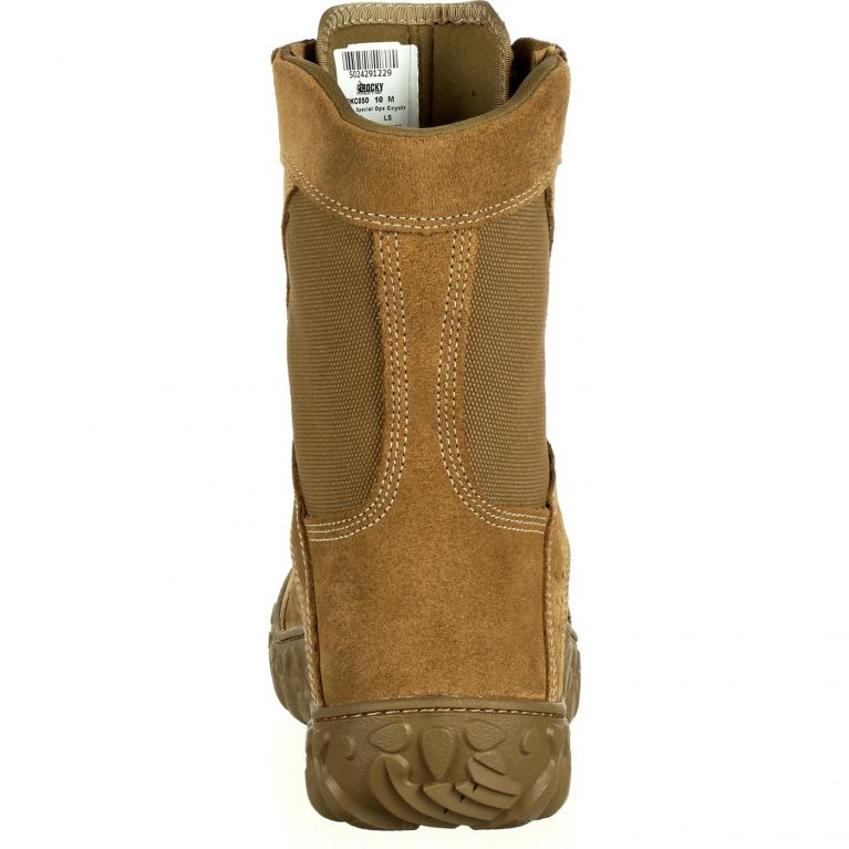 Rocky S2v Tactical Military Boot Coyote Brown 11